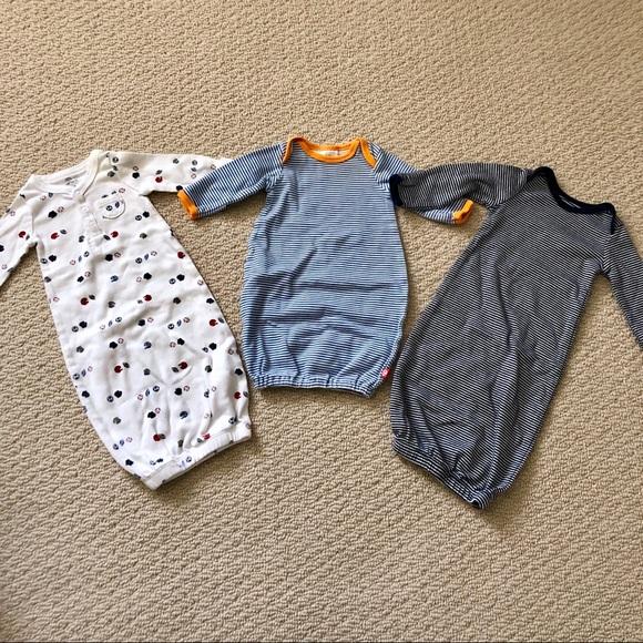 Carter's Other - Carter's Newborn Baby Boy's Nightgowns